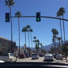 Photo taken at Palm Springs, CA by Maxime V. on 10/31/2015