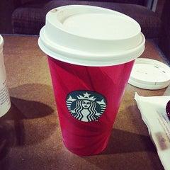 Photo taken at Starbucks by Chris H. on 11/3/2014