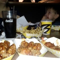 Photo taken at Buffalo Wild Wings by Mike R. on 1/18/2013