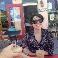 Photo taken at Mystic Mocha by Christian M. on 8/14/2014