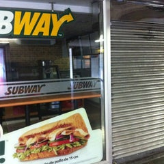 Photo taken at Subway by John-Paul H. on 11/1/2013
