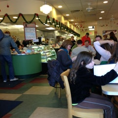 Photo taken at Real Food Cafe by Scott S. on 12/23/2012