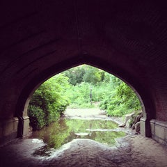 Photo taken at Endale Arch - Prospect Park by Adjua G. on 7/6/2013