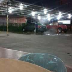 Photo taken at Cyber CT Carwash & Cafe by Atul A. on 3/12/2013