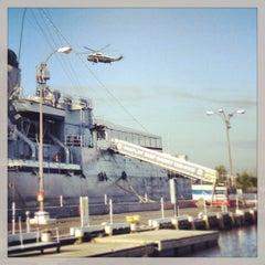 Photo taken at Washington Navy Yard by Andrew W. on 6/22/2013