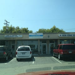 Photo taken at Western Veterinary Group by Carlos T. on 8/5/2013