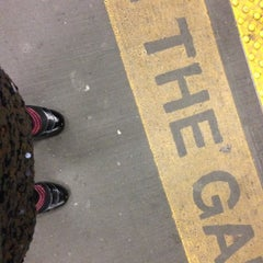 Photo taken at LIRR - Jamaica Station by Allie on 12/6/2012