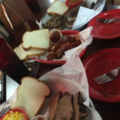 Photo taken at Stan's Bar-B-Q by Jesse V. on 7/18/2014