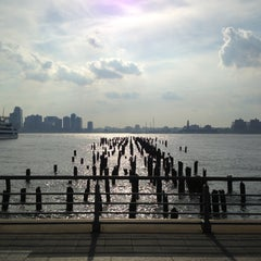 Photo taken at Hudson River Park by Alex F. on 5/29/2013