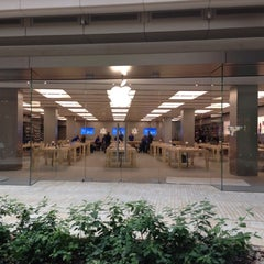Photo taken at Apple Store, City Creek Center by Dean D. on 11/16/2012