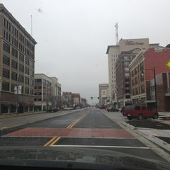 Photo taken at Downtown Topeka by Lori T. on 12/6/2014