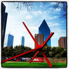 Photo taken at Dallas Museum of Art by Dominic J. on 4/22/2013