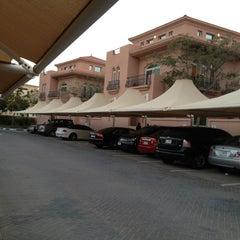 Photo taken at Knowledge Village قرية المعرفة by Noemis O. on 3/6/2013