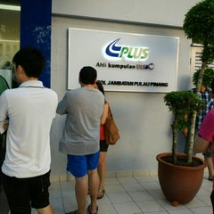 Photo taken at Penang Bridge Touch 'n Go Sales Centre by Mike Z. on 9/5/2015
