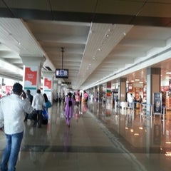 Photo taken at Cochin International Airport (COK) by Mohamed N. on 12/31/2012