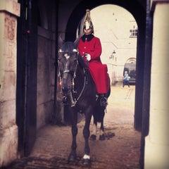 Photo taken at Horse Guards Parade by Kseniya B. on 6/28/2013