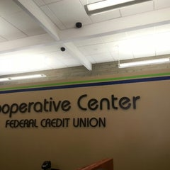 Photo taken at Cooperative Center Federal Credit Union by Dorothy D. on 9/25/2014