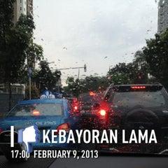 Photo taken at Jalan Raya Tanah Kusir by Toebil 🚀 s. on 3/1/2013