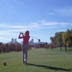 Photo taken at City Park Golf Course by Lin M. on 10/7/2012