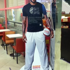 Photo taken at Dunkin' Donuts @ TaiMall by Salvatore G. on 11/3/2012