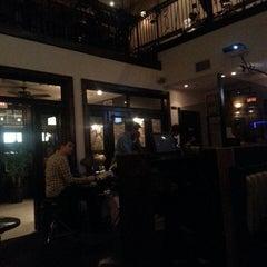 Photo taken at Manu's Tapas Bar & Sushi Lounge by Hazel A. on 3/16/2013