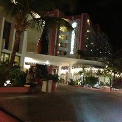 Photo taken at Sonesta Maho Beach Resort & Casino by DJ EM T. on 2/19/2013
