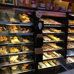 Photo taken at Dunkin' Donuts by Dilek K. on 1/17/2013