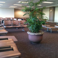 Photo taken at Capital Region International Airport (LAN) by Andy O. on 2/17/2013