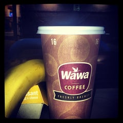 Photo taken at Wawa by Nick P. on 8/1/2013
