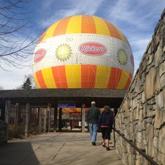Photo taken at Conner Prairie Interactive History Park by Vergie T. on 10/28/2012