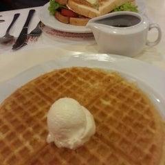 Photo taken at Pancake House by Abi S. on 3/26/2013