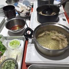 Photo taken at ABC Cooking Studio ラゾーナ川崎スタジオ by Yasushi I. on 2/21/2015