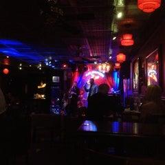 Photo taken at Blue Jean Blues Jazz Club by vasco on 1/4/2013