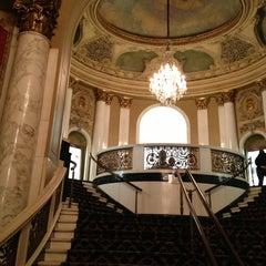 Photo taken at Boston Opera House by Lucas P. on 1/23/2013