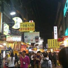 Photo taken at 逢甲夜市 Fengjia Night Market by toni on 1/21/2013