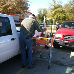 Photo taken at The Home Depot by Glenna J. on 11/3/2012