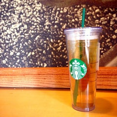 Photo taken at Starbucks by Christine on 8/17/2014