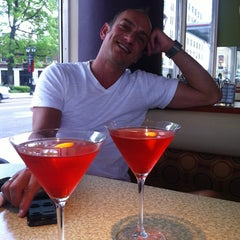 Photo taken at City Diner at the Fox by Jamey D. on 7/3/2013