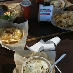 Photo taken at Qdoba Mexican Grill by Mr. Taylor on 4/4/2014