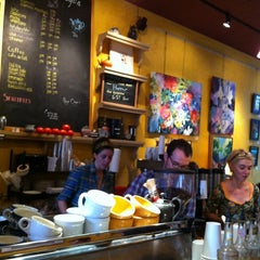 Photo taken at Gryphon Café by Peggy lynn W. on 11/4/2012