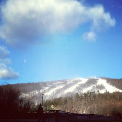 Photo taken at Whitetail Ski Resort by Christa A. on 1/18/2013