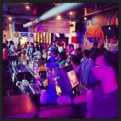 Photo taken at Clark St. Beach Bar by KevRokken on 9/8/2013