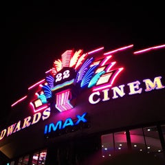 Photo taken at Edwards Ontario Palace 22 IMAX & RPX by Xert D. on 1/7/2013