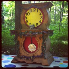 Photo taken at Mister Rogers' Neighborhood of Make-Believe @idlewildpark by Suzie P. on 6/15/2013