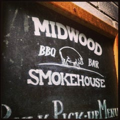 Photo taken at Midwood Smokehouse by Storyboard Dee on 7/13/2013