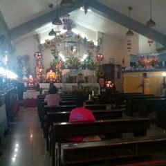 Photo taken at San Jose De Trozo Parish by Cliff M. on 1/2/2015