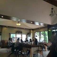 Photo taken at Rustica Restaurant by Ezra Nicole B. on 9/18/2014