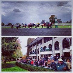 Photo taken at Keeneland by Max E. on 10/24/2013