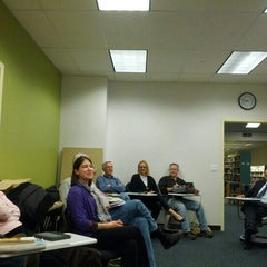 Photo taken at Doylestown District Center Library (Bucks County Free Library) by alberto on 3/2/2013