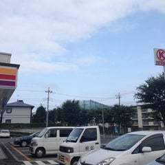Photo taken at サークルK 本町田南店 by リリカルみくる之介 a. on 7/19/2014